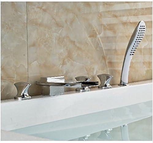 GOWE W Max 41% OFF Hand Shower Bath Faucet Max 74% OFF S Polish Tub Chrome