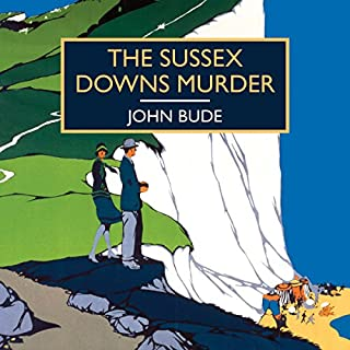 The Sussex Downs Murder cover art