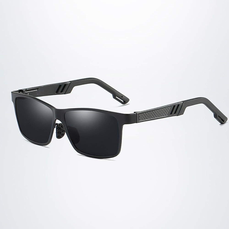 10877a7b67 Sububblepper Men's Polarized Driving Fishing Sunglasses, Sunglasses,  Sunglasses, colorful Film, Al-Mg Metal Frame (color Black) 864f17
