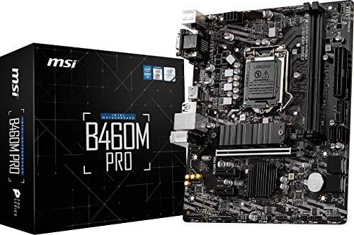 MSI Intel B460 PRO