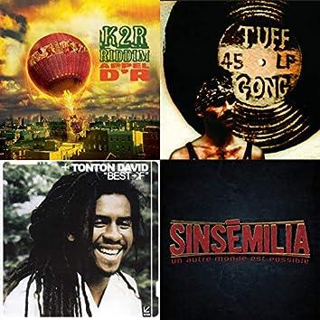 Le meilleur du Reggae en Français