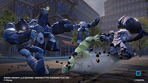 Disney Infinity 2.0: Einzelfigur – Hulk – [alle Systeme] - 5