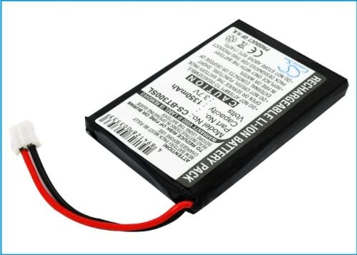 1000mAh Battery Replacement for DELL Indefinitely Limited price sale BT GPS BT-309