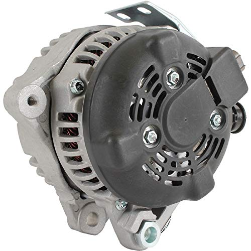 DB Electrical 400-52276R Alternator Compatible with/Replacement for Toyota RAV4 2006-2008 2.4L 27060-28300/104210-4790 /VDN11000905-A /12 Volt, 100 AMP