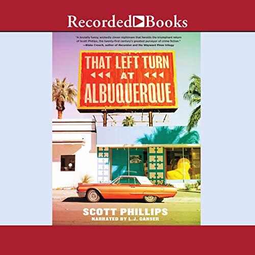 That Left Turn at Albuquerque cover art