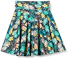Fred's World by Green Cotton Palm Skirt Falda para Niñas