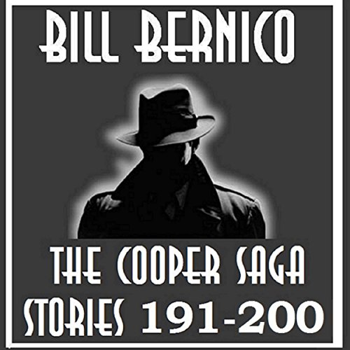 The Cooper Saga 20 audiobook cover art