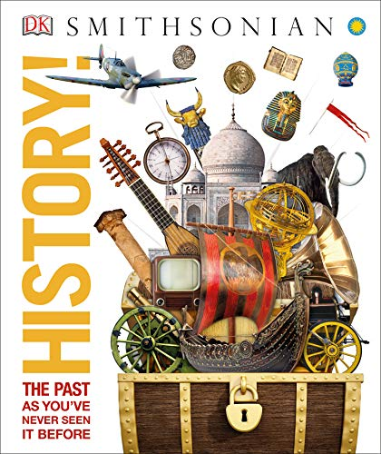 Compare Textbook Prices for History!: The Past as You've Never Seen it Before Knowledge Encyclopedias  ISBN 9781465481757 by DK