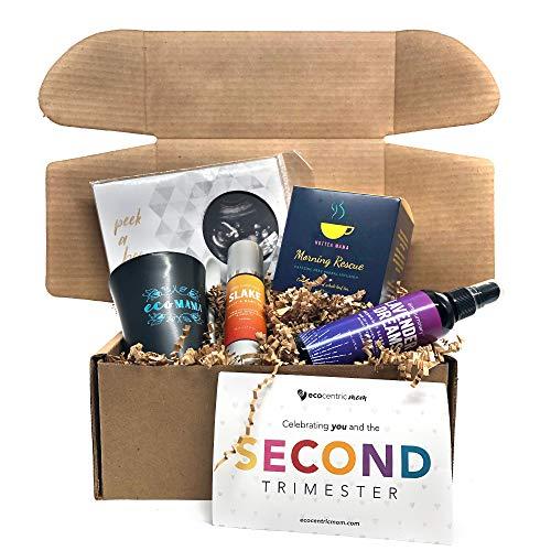 Ecocentric Mom 2nd Trimester Organic Pregnancy Gift Box