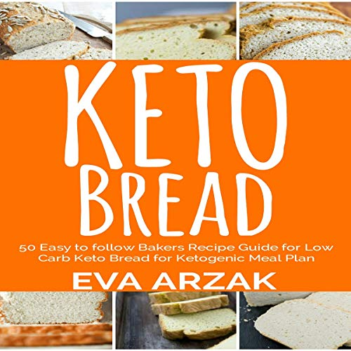 Keto Bread audiobook cover art