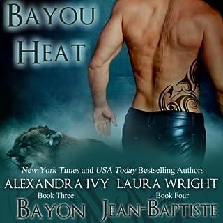 Bayon/Jean-Baptiste (Bayou Heat) (Volume 3) audiobook cover art