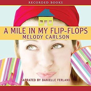 A Mile in My Flip-Flops audiobook cover art