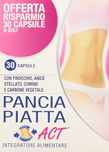 Act Pancia Piatta - 30 Capsule