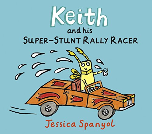 Keith and His Super-Stunt Rally Racer: A Mini Bugs Book (MiniBug Books)