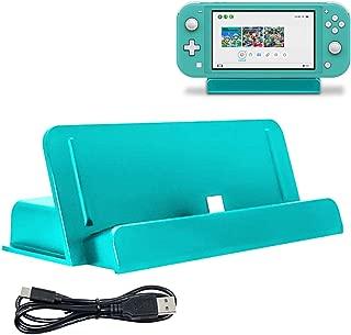 Vikisda Nintendo switch Lite 充電器 卓上ホルダー 急速充電 充電スタンド クレードル充電器 Nintendo switch Lite 充電 ブルー