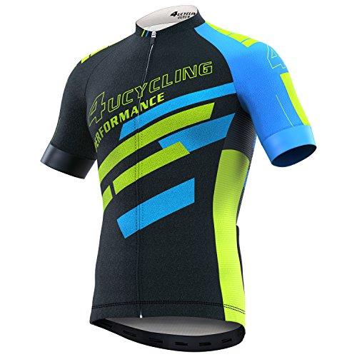 Men's Short Sleeve Cycling Jerse...
