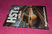 HSTs at Work (High Speed Trains at Work) 0711017840 Book Cover