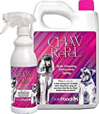 Pretty Pooch Chew Repellent Deterrent Spray for Dogs 5 Litres + 500ml Pack