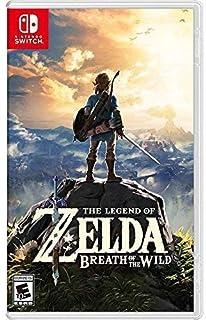 The Legend of Zelda: Breath of the Wild - Nintendo Switch -
