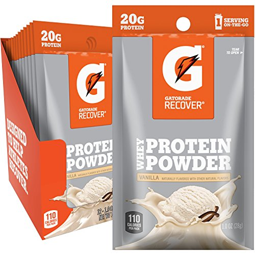 Gatorade Whey Protein Powder