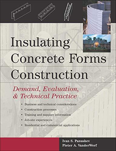 Insulating Concrete Forms Construction : Demand, Evaluation, & Technical Practice