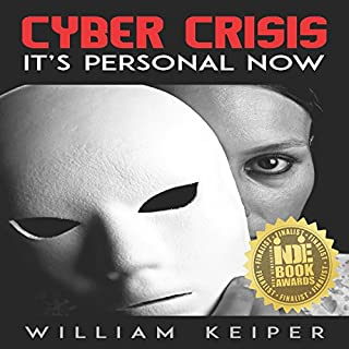 Cyber Crisis audiobook cover art