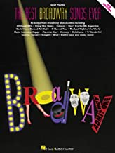 The Best Broadway Songs Ever Easy Piano - Third Edition