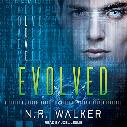 Couverture de Evolved