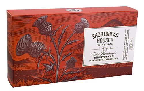 Shortbread House of Edinburgh mit Schokolade & Orange