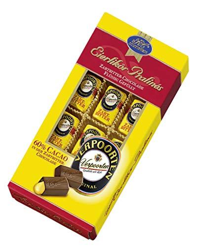 Verpoorten - Eierlikör Pralinés Zartbitterschokolade - 120g