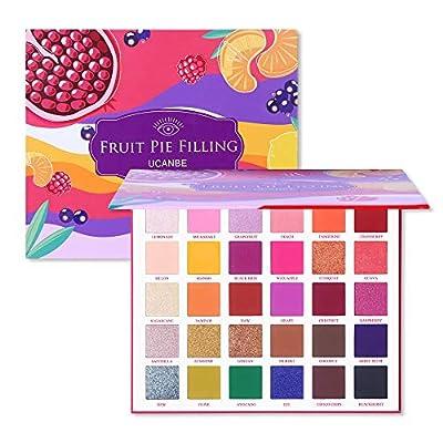 UCANBE 30 Colors Eyeshadow