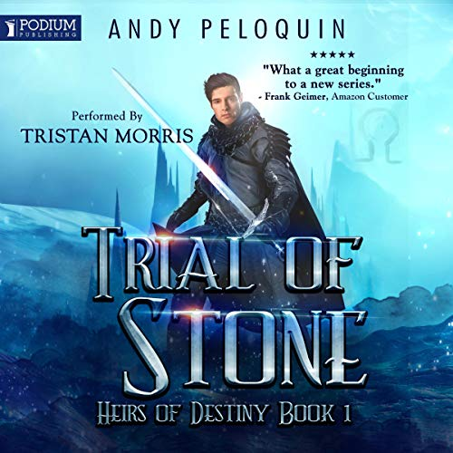 Trial of Stone audiobook cover art