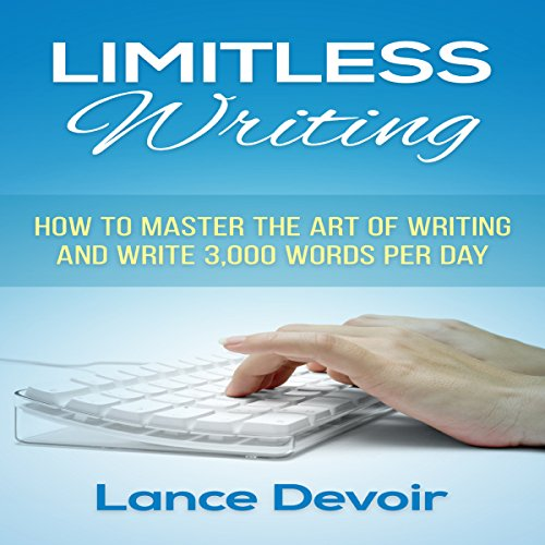 Limitless Writing audiobook cover art