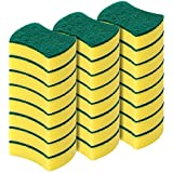 MAVGV Kitchen Cleaning Sponges,24 Pack Eco Non-Scratch for...