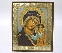 イコン カザンの生神女 聖母マリヤ イエス マリア