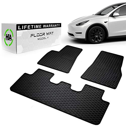 Save 50% Off All-Weather Floor Mats for 2020 Tesla Model