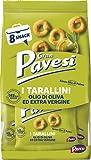 Gran Pavesi Snack Tarallini Olio di Oliva ed Extra Vergine, Senza Olio di Palma - Confezione da 256 g