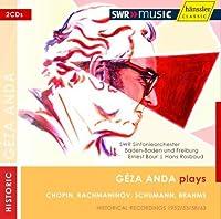 Plays Chopin Rachmaninoff Schumann Brahms by VARIOUS ARTISTS (2009-03-10)