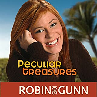 Peculiar Treasures     Katie Weldon Series, Book 1              By:                                                                                                                                 Robin Jones Gunn                               Narrated by:                                                                                                                                 Emily Sophia Knapp                      Length: 8 hrs and 48 mins     37 ratings     Overall 4.3