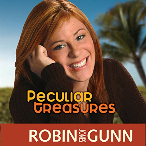 Peculiar Treasures audiobook cover art