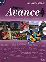 Nuevo Avance 4 Student Book + CD B1.2