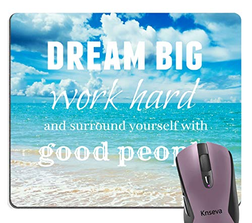 Mousepad Supwek Sunny Day Mouse Pad Beaches Mouse Pads
