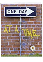 One Day at a Time記念Funny Greeting Card 1 Jumbo Anniversary Card & Enve. (J9707)