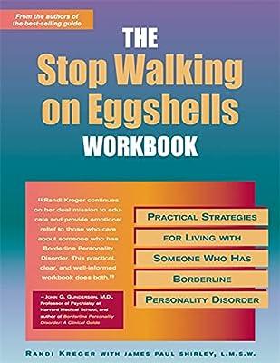 Stop Walking on Eggshells Workbook (A New Harbinger Self-Help Workbook) by New Harbinger Publications