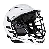 Cascade CPVR Lacrosse Helmet with Matte Black Mask (2015)