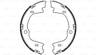 Bosch 204114658 Ganascia del freno a tamburo