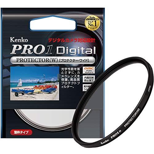 Kenko レンズフィルター PRO1D プロテクター (W) 46mm レンズ保護用 324653