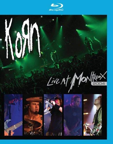 Korn - Live At Montreux 2004 [USA] [Blu-ray]
