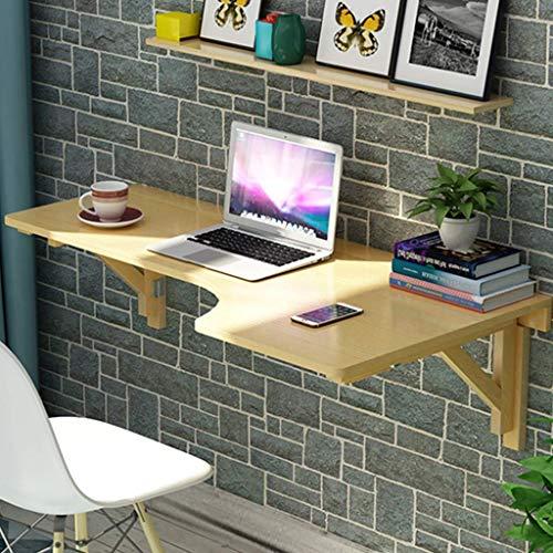 Equipo Mesa de Esquina Plegable montada en la Pared Mesa de computadora de Hoja abatible Cocina Comedor Escritorio Mesa para niños para Sala de Estudio Baño Balcón Lavandería