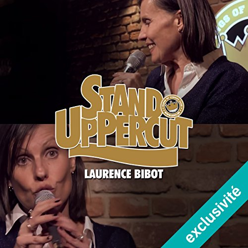 Stand UpPercut : Laurence Bibot Titelbild